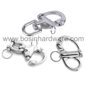 Jumbo 120mm Stainless Steel Carabiner Spring Hook pictures & photos