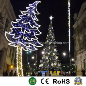 2d Led Street Decoration Light For Christmas Holiday