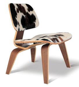 Modern Design Eames Lcw Wooden Chair (Ash Wood Veneered)