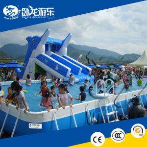 Inflatable Pool Slide for Kids/Inflatable Pool Water Slide/Inflatable  Swimming Pool Slide