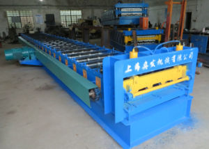 688 Steel Structural Floor Decking Roll Forming Machine pictures & photos