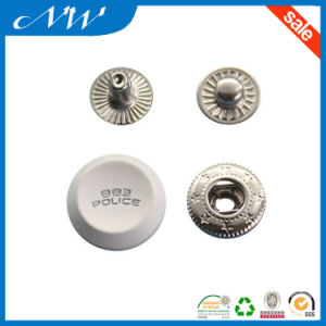 Hot Sale High Quality Metal Buttons Zinc Alloy Snap Button