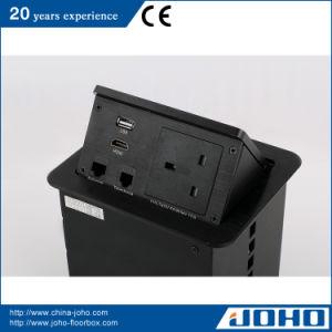 China Electrical Desktop Pop Up Power Socket For Conference Table - Conference table electrical outlets
