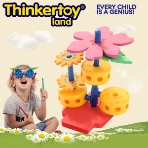 China Kindergarten Soft Play Indoor Educational Flower Model