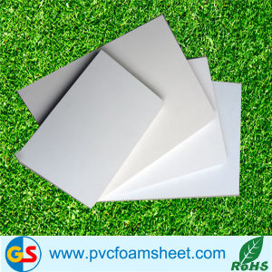 Wholesale Fire Proof Water Proof Anti-Aging PVC Insulation Construction Foam Board/Foam Sheet/Celuka Sheet pictures & photos