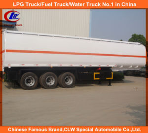 Fuel Tanker Semi Trailers 30000 Liters for Palm Crude Oil pictures & photos