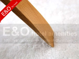 High Quality Wooden Shoehorn for 5 Star Hotel pictures & photos