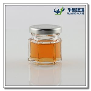 china 30ml 1 oz empty mini glass honey jar glassware china honey
