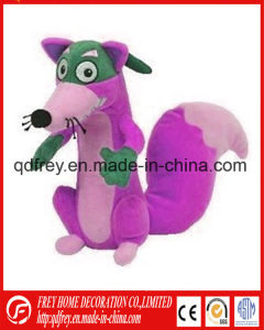 Plush Toy of Anime Barney Cosplay Minions Plush Doll pictures & photos