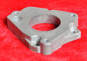 Different Connection Pipe Aluminum Die Casting Parts