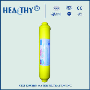 In-Line Water Filter Cartridge (T33MS) pictures & photos