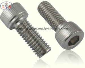 Stainless Stee304 Clinching Screw/Hexagon Head Bolt Ss 304 Truss Head Bolt pictures & photos