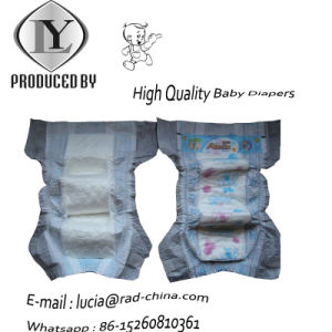 Breathable Good Absoprtion Disposable Baby Diaper with Competitive Price