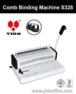 Comb Binding Machine (S328) pictures & photos