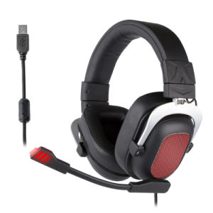 Cool Design Gaming Headset with 7.1 Virtural Channel Rgm-901