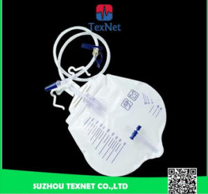 Disposable Luxury Urine Collection Drainage Bag 2000ml pictures & photos