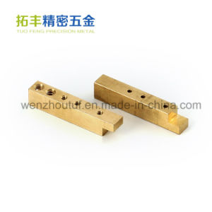 Brass Car Parts Metal Electrical Terminal Connectors in China pictures & photos