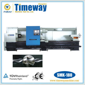 CNC Horizontal Worm Whirling Miller pictures & photos
