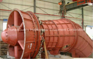Propeller Hydro (Water) Turbine-Generator Zdk400 500~3500kw /Hydropower / Hydroturbine pictures & photos