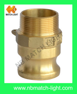 Brass Hydraulic Camlock Coupling Type-F pictures & photos