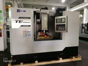 Vmc Te 1060 Vmc Machine Price 3 Axis Cnc Milling Machine Cnc Vertical Machining