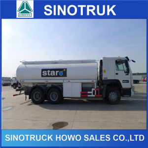 Sinotruk HOWO 20000L 10wheeler Petroleum/Oil/Fuel Refuller Tanker Truck Sales pictures & photos