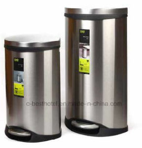 Indoor Stainless Steel Dustbin Stainless Steel F pictures & photos