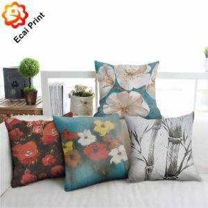 Custom Made Decorative Printed Decorative Cushion