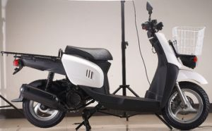 Sanyou 125cc-150cc Big Box Gasoline Scooter (SY125T-H2) pictures & photos