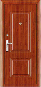 Metal Security Door (WX-S-140)