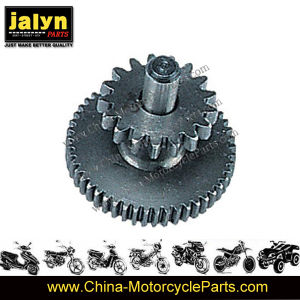 Motorcycle Parts Motorcycle Reduction Gear for Gy6-150 pictures & photos