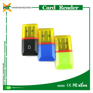 Wholesale Mini Card Reader USB Card Reader pictures & photos