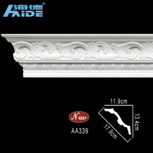 PU Foam Cornices PU Crown Moulding (AA339) pictures & photos