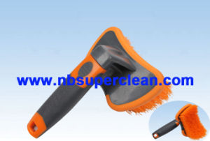 Car Detail Cleaning Soft Bristle Cleaning Brush (CN1878) pictures & photos