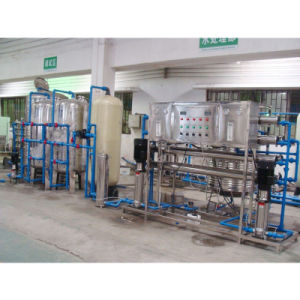 High Efficiency 500 Lph RO Pure Water Treatment Unit pictures & photos