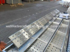 Galvanized Scaffold Plank to Gulf Petroleum Industrial Construction pictures & photos