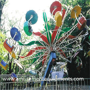 Mantong Amusement Park Equipment Double Flying Rides pictures & photos