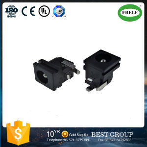 Large Current Clamping Slot Type DC-062 Pin=2.0/2.5/3.0mm Socket pictures & photos