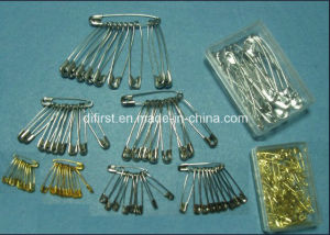 Standard Safety Pins with Silver, Gold pictures & photos
