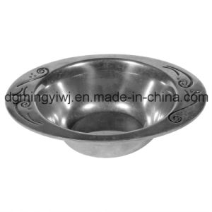 Zinc Alloy Die Casting Products (ZC9012) with Smooth Surface Made in Dongguan
