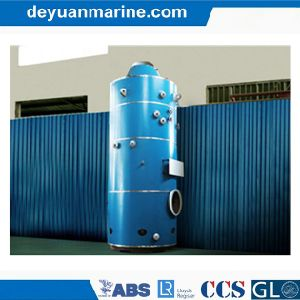 China Oil-Fired Vertical / Horizontal Thermal Fluid Heater Marine ...