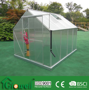 4mm Growell Walk -in Polycarbonate Greenhouses 6′ X 8′ SP6 pictures & photos