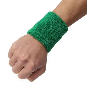 China Mens Sport Wristband Sweat Green Wrist Band (YH-SW004) - China  Wristband and Sports Wristband price