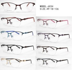 New Metal Optical Frame Eyeglasses pictures & photos