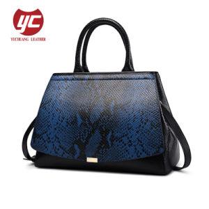 54286b5dba Stylish Faux Snake Leather Tote Bag Fashion Ladies Bag Women Shoulder Bag