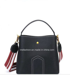 66bff4fa4bb2a5 China Webbing Strap Lady Fashion Designer Leather Hobo Handbag Hobo ...