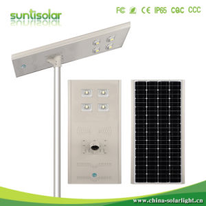 Outdoor Garden LED Integrated Solar Street Light