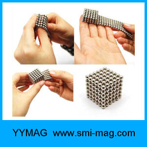 High Quality N35 Colorful Diameter 5mm Sphere Magnet Rubik Cube pictures & photos