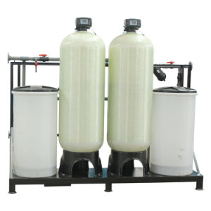 Industrial Automatic Water Softener Machine for Water Purification pictures & photos