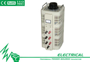 Tsgc2-15kVA 3phase, 380V Input/0~430V Output, Normal Variable Transformer/Voltage Regulator